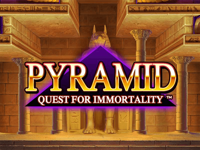 Игровой автомат Pyramid: Quest for immortality