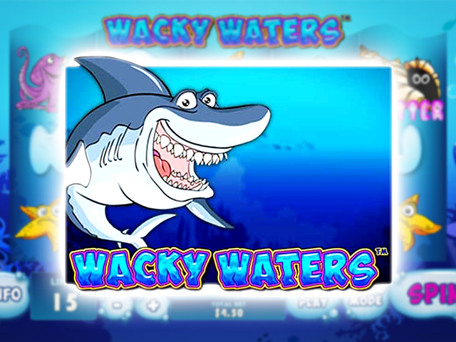 Игра Чокнутые Воды в клубе Вулкан с зеркалом